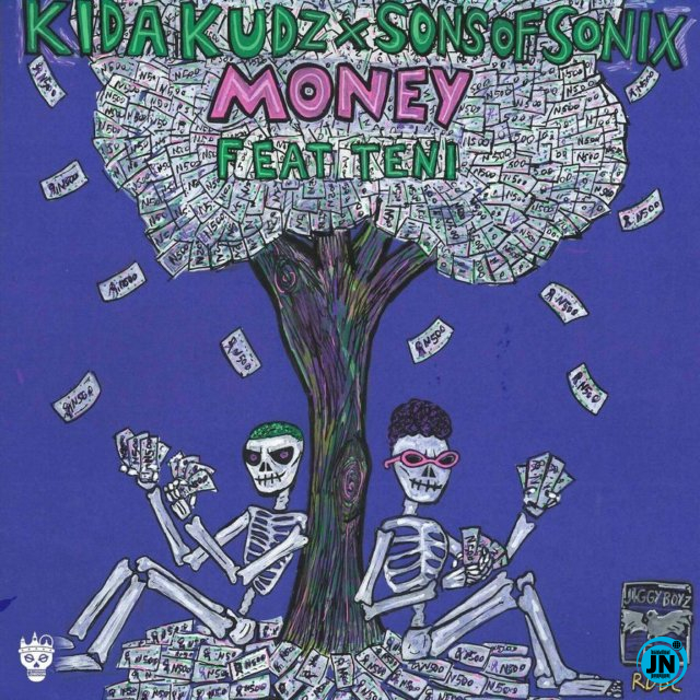 Kida Kudz – Money ft. Teni
